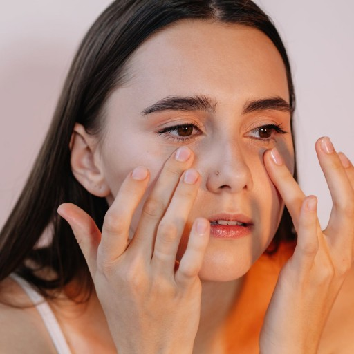 Dry Skin on Your Eyelids? Here's How to Heal It With a Product You Already Have at Home