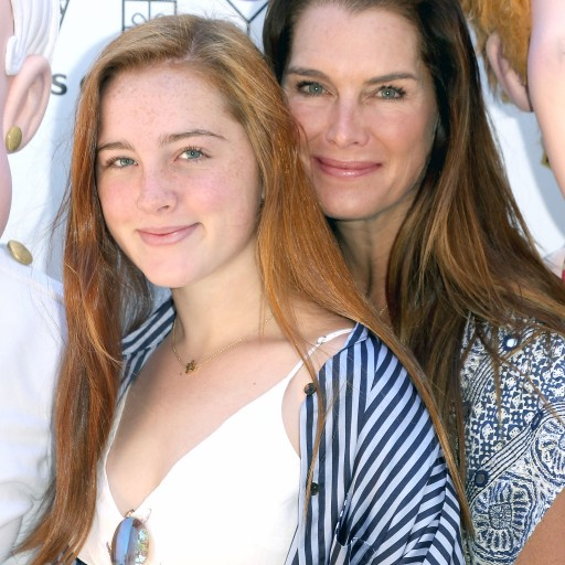 Brooke Shields Celebrates Her Daughter's Graduation With Truly Lovely Tiny Tattoos