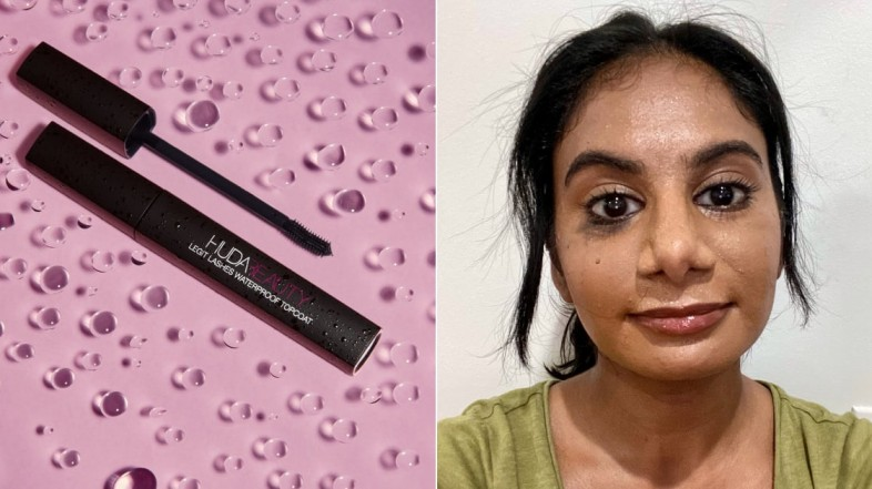Pools, Sweat, and Tears – Huda Beauty's New Waterproof Topcoat Can Handle It All